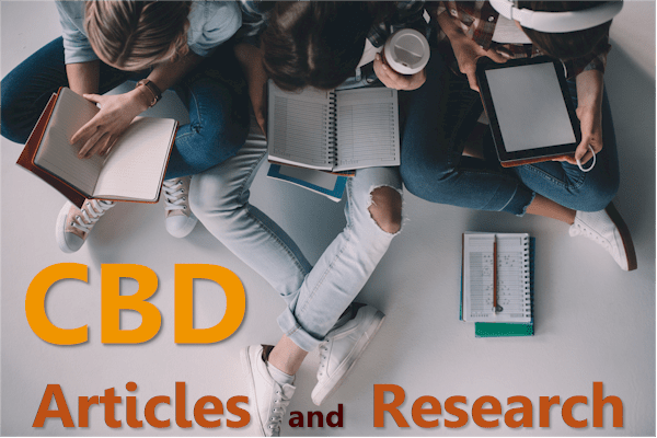 Get the latest CBD research and articles