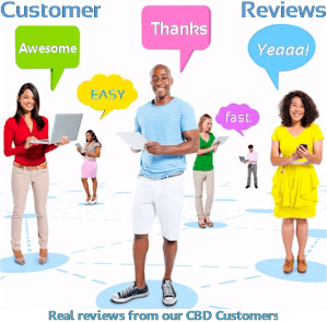 customer reviews of CBD online review