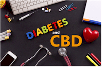 research on how CBD works for Diabetes